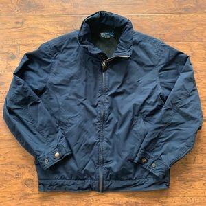 Vintage Polo Ralph Lauren Fleece Lined Jacket